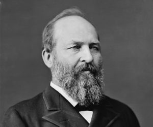 Presidential Assassinations-James Garfield