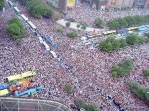 Fresh Water-pic of mass population